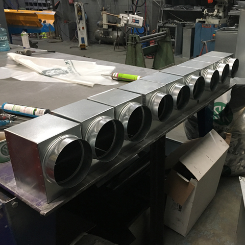 Grille Box Manufacturing